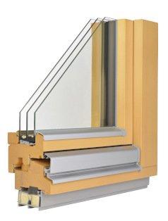 Dźwiękochłonny profil okna
