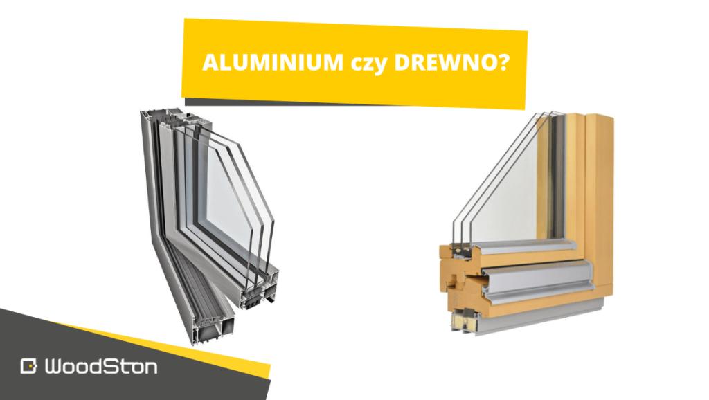 Okna drewniane czy aluminiowe - zestawienie cech